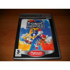 "PlayStation2 Oyun ""SONIC HEROES"""