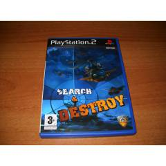 "PlayStation2 Oyun ""SEARCH & DESTROY"""