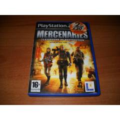 "PlayStation2 Oyun ""MERCENARIES"""
