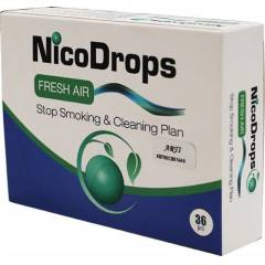 Nico Drops  Fresh Air 1 Kutu 37 TL