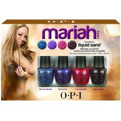 OPI Mariah Caret Liquid Sand Set