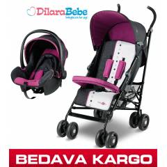 Baby2Go 8832 Light Travel Sistem Bebek Arabas�