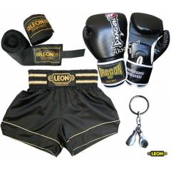 Dragon Boks Eldiveni, By leon Muay Thai �ortu