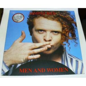 SIMPLY RED * MEN AND WOMEN * 33 DEV�R