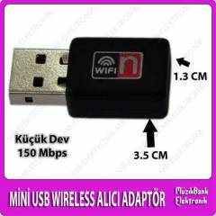 EDUP ED-5370 Usb Mini Wireless Adapt�r