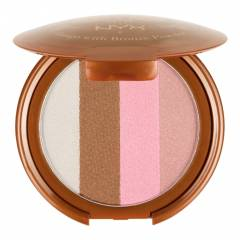 Nyx Tango With Bronzing Powder - Tan Enthusiasm
