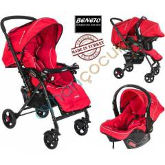 Beneto BT-2040 Leone Travel Sistem Bebek Arabs�