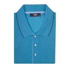 K��ILI BIG & TALL POLO YAKA T-SHIRT