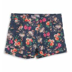 Nk K�ds Cicekli K�z Short 002-51012-012