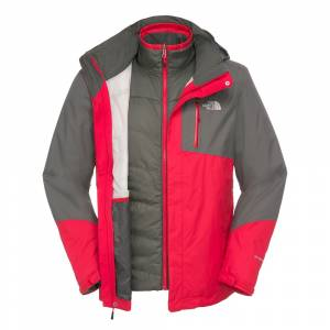 The North Face Solaris Triclimate Erkek Ceketi