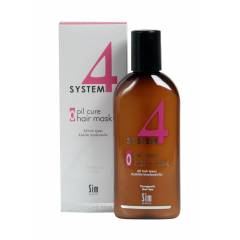 Sim Sensitive System Oil Cure Sa� Maskesi 215 ml