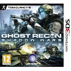 GHOST RECON SHADOW WARS 3DS SIFIR AMBALAJINDA