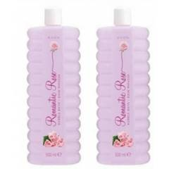 Avon Romantic Rose Banyo K�p��� 2x500 ml