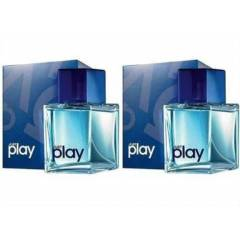 Avon Just Play Edt Erkek Parf�m 2x75 ml