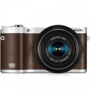 SAMSUNG NX300-BROWN 20,3MP 3,3 LCD Ekran FullHD
