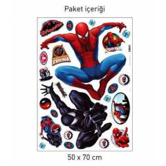 �R�MCEK ADAM DUVAR STICKER TABLO 48x68 CM