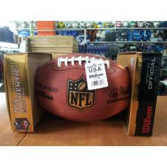 Wilson F1100 Nfl Game Football The Duke U.S.A.