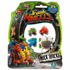 Trash Wheels ��ps Tekerler 4l� Paket Muck Truc