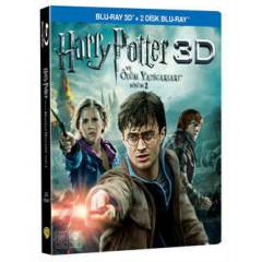 Harry potter ve �l�m yadigarlar� B�l�m 2 - 3D+2D