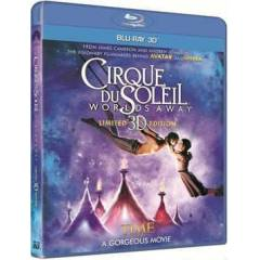 Cirque Du Soleil: Worlds Away- 3D -(BLU-RAY)