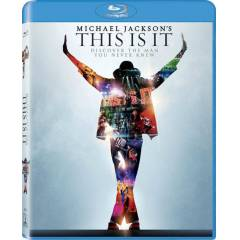 Michael Jackson's This Is It  (BLU-RAY) �R�N