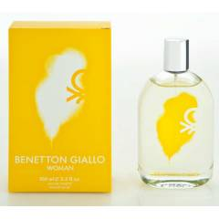 Benetton Giallo Woman Edt 100ml