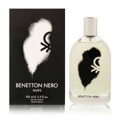 Benetton Nero Man Edt 100ml