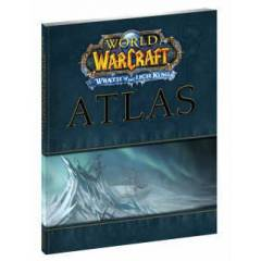 World of Warcraft Atlas Wrath of the Lich King