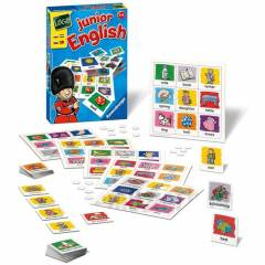 Ravensburger Logo Junior English Memory Haf�za O