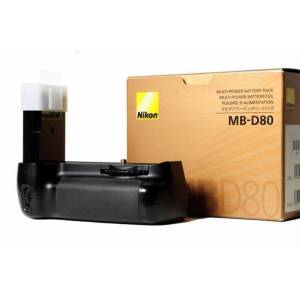 nikon D90 D80 i�in BATTERY Grip MB-D80