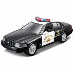 Maisto Ford Crown Victoria 1:36 �ek B�rak Metal