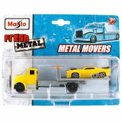 Maisto Fresh Metal FMR FlatBed Ve Slayer Ta��y�c