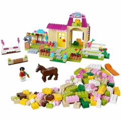 Lego Juniors Pony Farm Oyun Seti