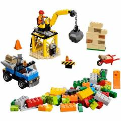 Lego Juniors Construction Oyun Seti