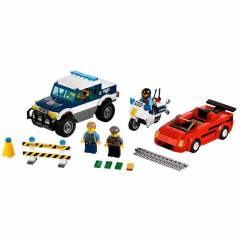 Lego City High Speed Chase Oyun Seti
