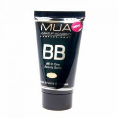 MUA MAKEUP BB CREAM FOUNDATION LIGHT ROSE