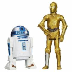 Star Wars R2-D2 Ve C-3P0 �kili Fig�r