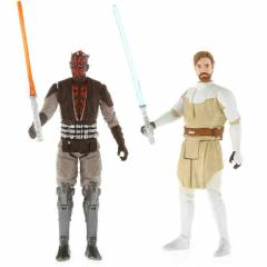 Star Wars Obi-Wan Kenobi Ve Darth Maul �kili Fig