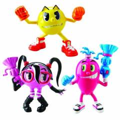 Pac-Man Pac Cylindria ��l� Fig�r Set
