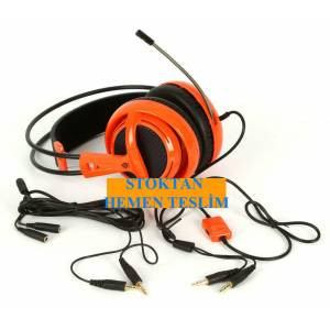 Steelseries Siberia V2 Orange Turuncu Stokta