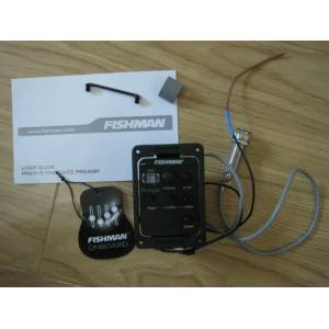 Fishman Presys Acoustic Preamp Pickup EQ-PSY-101