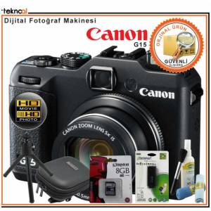 Canon PowerShot G15 IS