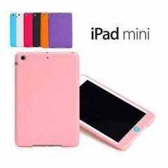 APPLE IPAD MINI KILIF �N-ARKA KAPAK S�L�KON
