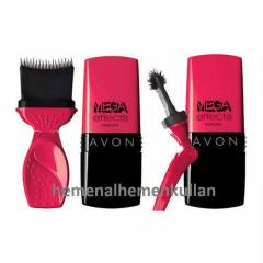 2 ADET AVON MEGA EFFECTS MASKARA/R�MEL 9 ML