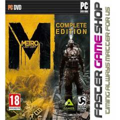 Metro Last Light Complete Edition Steam