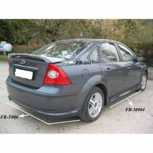 FORD FOCUS 2 SEDAN ARKA TAMPON EK� ( KARLIK )