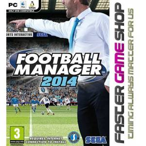Football Manager 2014 FM 14 Steam