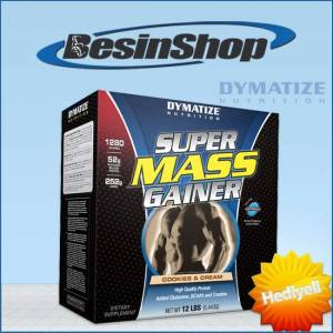 Dymatize Super Mass Gainer - 5450 gr