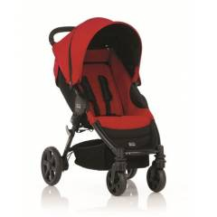 Britax B-Agile Travel Set KIRMIZI ( Bebek Arabas