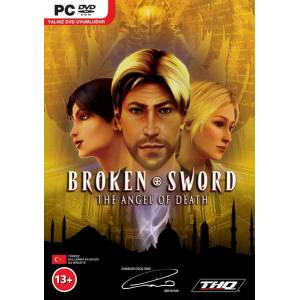 PC BROKEN SWORD:ANGEL OF DEATH